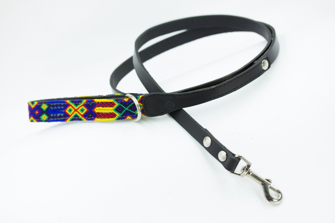 Weave Handle Tucan Leash