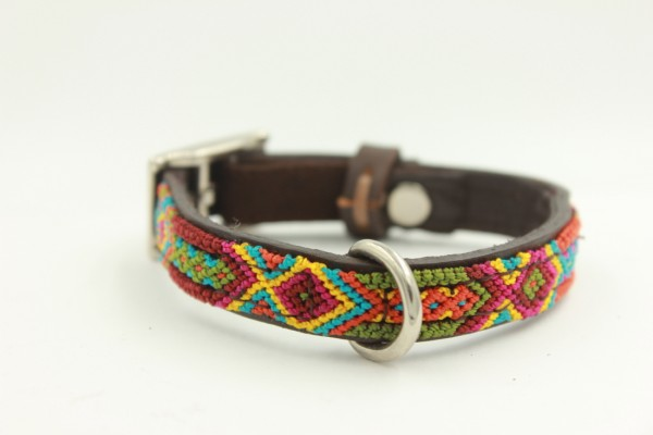Brown Cat Collar #4