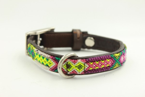 Brown Cat Collar #5