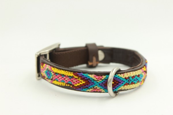 Brown Cat Collar #7