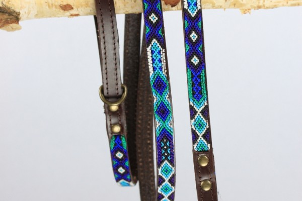 Full-Length Azulik Leash
