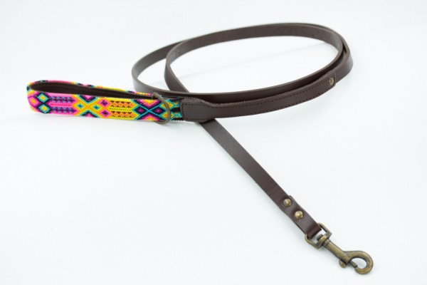 Weave Handle Loxa Leash