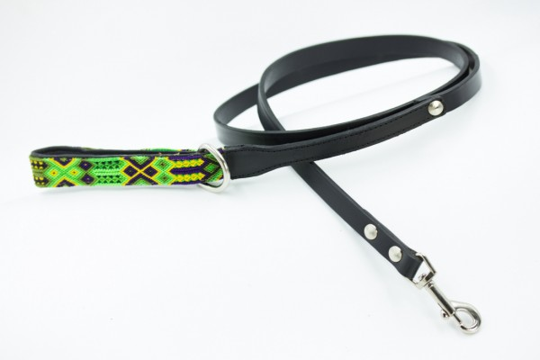 Weave Handle Cactus Leash