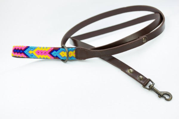 Weave Handle Briza Leash
